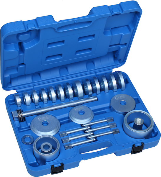 Wheel Bearing Tool Set, 31 pcs.