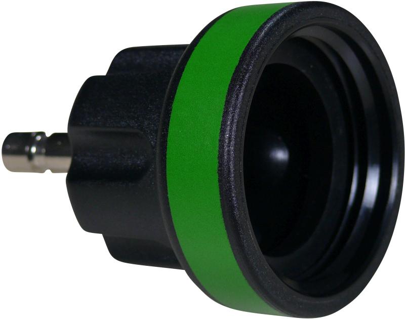 Adapter Nr. 22, grassgreen, for Nr.355A + 5044