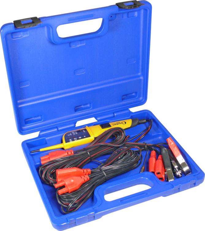 Circuit Tester, 6-24 V, for cars, trucks, motorbikes