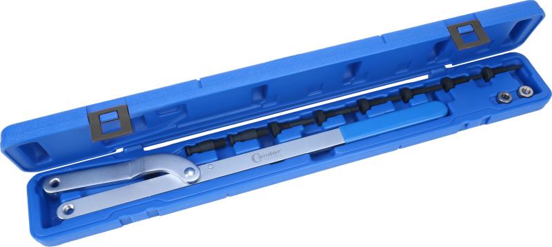 Kľúč  na remenice, 11-dielna., ø 6-16 mm