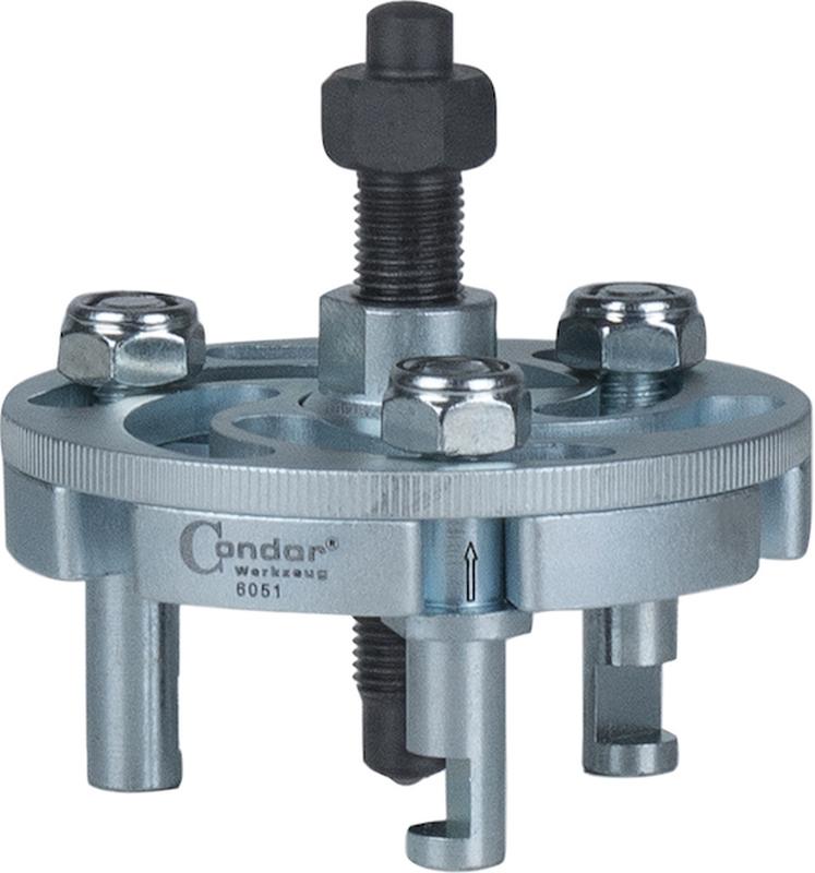 Puller for Camshaft & Crankshaft Pulleys, universal