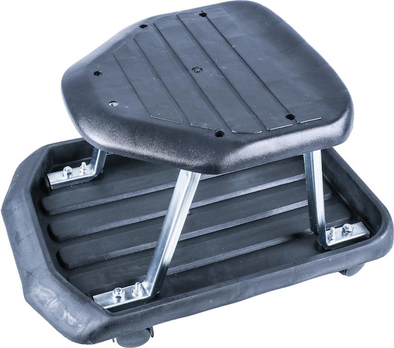 Roller Mechanics Seat, max. load 150 Kg