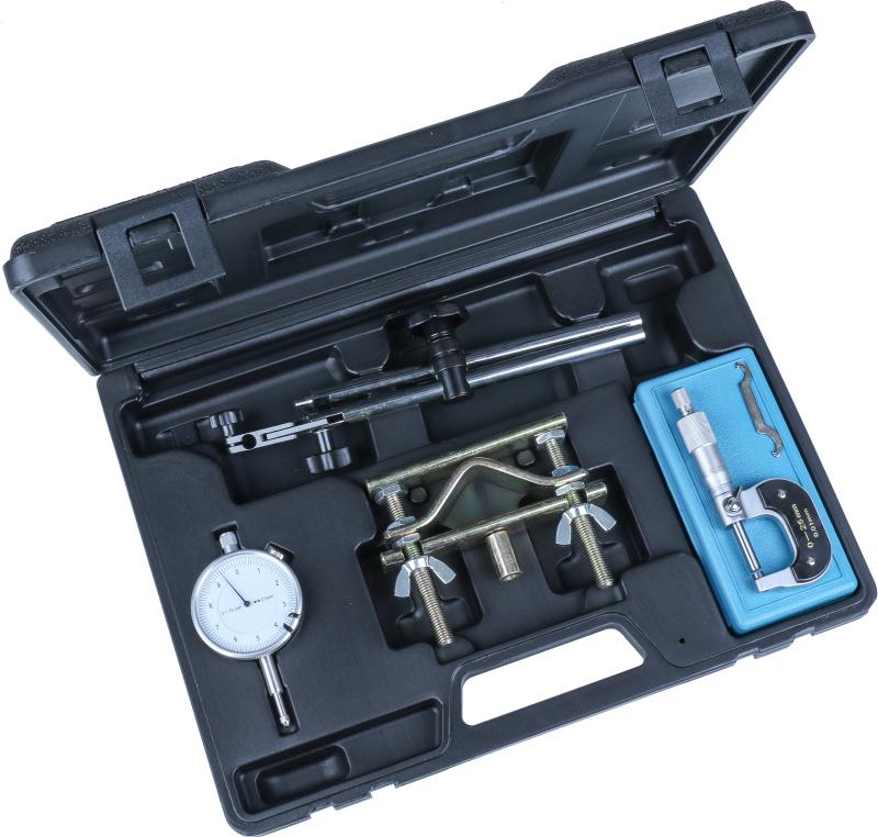 Brake Disc Measuring Tool Set, 4 pcs.