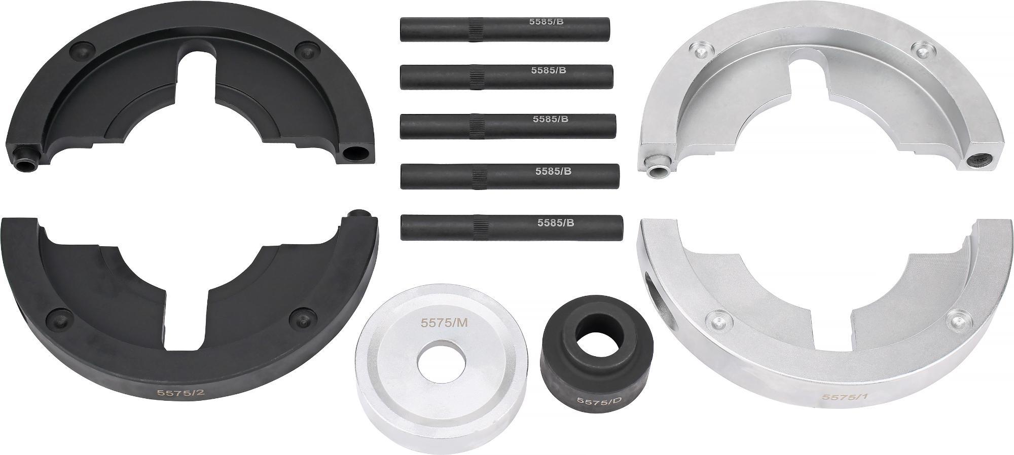 Wheel Bearing Tool Set, accessory, Smart/Mitsubishi 75 mm