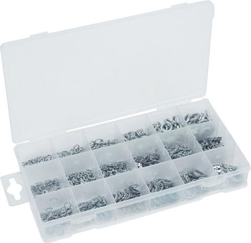 Washer Assortment, 720 pcs.