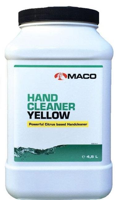 Čistič rúk YELLOW 4,5 L nádoba