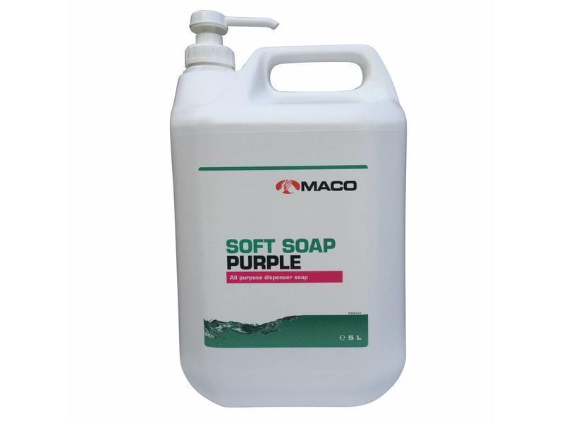 Mydlo 5 L nádoba s pumpou